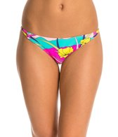 Roxy Island Dreams Binded Itsy Bitsy Brazilian Bottom