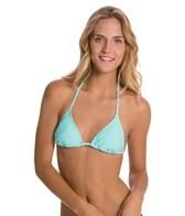 Roxy Surf Essentials Tiki Triangle Bikini Top