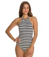 seafolly-mod-club-high-neck-black---white-one-piece