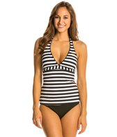 Nike Swim Women's Parallel Force Halter Tankini Top