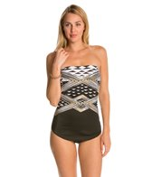 Gottex Alexandria Bandeau One Piece Swimsuit