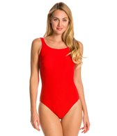 Gottex Architecture Masectomy High Neck Tank One Piece Swimsuit