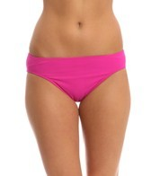 Profile by Gottex Solid Full Bikini Bottom
