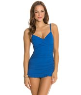 Profile by Gottex Tutti Frutti Surplice Swim Dress