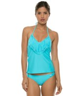 Body Glove Lolita Halter Tankini Top