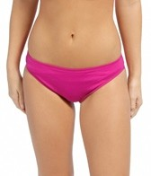 La Blanca Island Goddess Solid Hipster Bikini Bottom