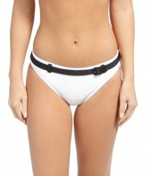 La Blanca Let's Bond Belted Hipster Bikini Bottom