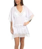 La Blanca Global Chic Embellished Caftan