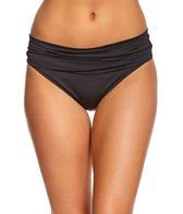 la-blanca-core-solid-shirred-band-hipster-bottom