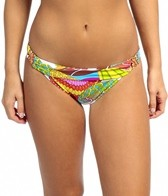 Trina Turk Santa Cruz Buckle Side Hipster Bikini Bottom