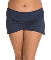 Anne Cole Plus Size Skirted Bottom