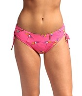 Anne Cole Umbrella's Alex Side Tie Hipster Bikini Bottom
