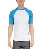 Volcom Men's Colorblock S/S Rashguard