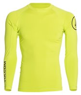 Volcom Men's Solid Long Sleeve Rashguard