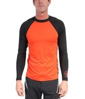 Volcom Men's Colorblock Long Sleeve Rashguard