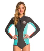 Rip Curl Women's G-Bomb 1MM Long Sleeve Booty Spring Suit Wetsuit