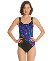 Sunmarin Guadeloupe Floral One Piece