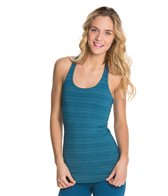 Beyond Yoga Stripe-Hype Long Racerback Cami
