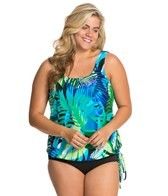 topanga-animated-amazon-plus-size-tank-strap-blouson-mastectomy-tankini-top