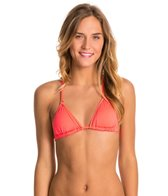 B. Swim Glow Micro Triangle Bikini Top