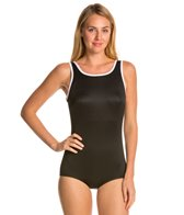 Tuffy Active Tank Mastectomy One Piece Swimsuit