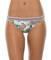 Hobie Bloom to the Loom Banded Hipster Bikini Bottom