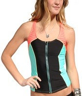 hobie-block-party-tankini-top