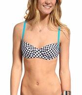 TYR Checkers Underwire Bra Bikini Top