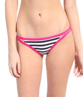 Roxy Flip Side Sea Salt Hipster Bikini Bottom