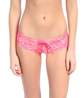 Roxy Reef Break Palm Print Bikini Bottom