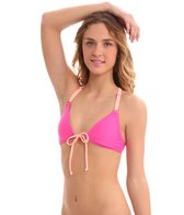 Roxy Wipeout Sports Bikini Top