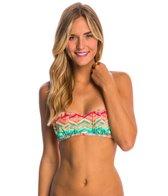 O'Neill Swimwear Sunsets Bandeau Bikini Top
