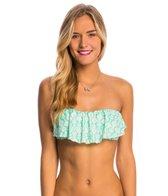 O'Neill Deliah Ruffle Bandeau Bikini Top