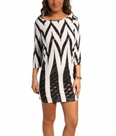 Jordan Taylor Tribal Boatneck Tunic