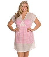 jordan-taylor-fishbone-braid-plus-size-v-neck-dress