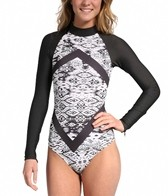 Rip Curl Light Hearted One Piece Rashguard