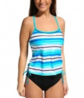 South Point Sea Breeze Ship Shape Racerback Tankini Top