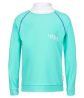 Platypus Girls' Rose L/S Rashguard (2-8)