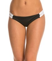 hurley-womens-one---only-solids-strap-side-bikini-bottom
