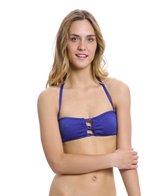 Hurley Women's Prime Bandeau Bikini Top