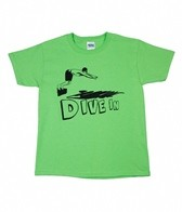 AMBRO Manufacturing Dive In Female Tee