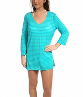 Eco Swim V Neck Tunic