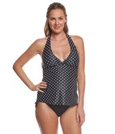 Prego Swimwear Maternity Dot Tankini Set