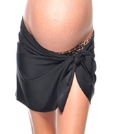 Prego Swimwear Maternity Tie Side Sarong