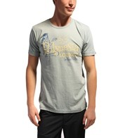 Lost Men's Lounge Short Sleeve Tee