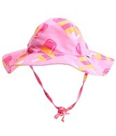 iPlay Girls' Pink Popsicle UV Sun Protection Hat (0mos-4yrs)