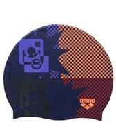 Arena Ska Print Swim Cap