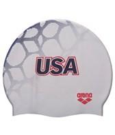 arena-usa-swimming-silicone-swim-cap