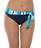 South Point Tropical Tides Aerial Tie Scoop Bikini Bottom