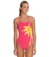 Speedo Palm Extreme Back One Piece